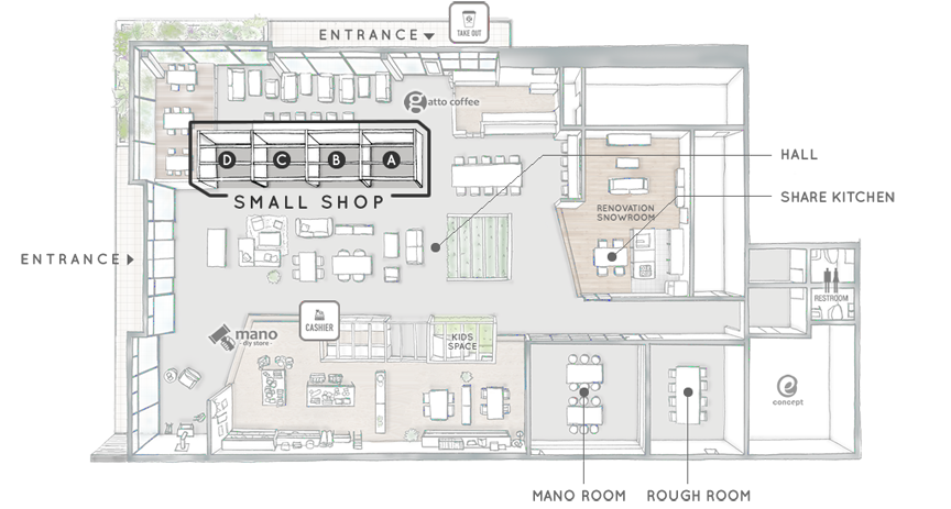 GUIDE MAP