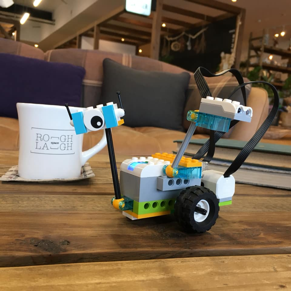子供と週末を過ごすのにオススメ 〜ロボットプログラミングにチャレンジ〜